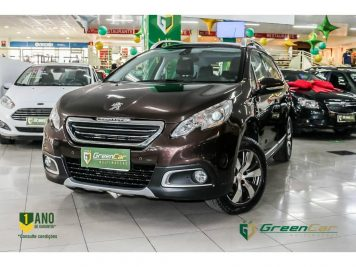 Foto numero 0 do veiculo Peugeot 2008 GRIFFE A - Marrom - 2015/2016