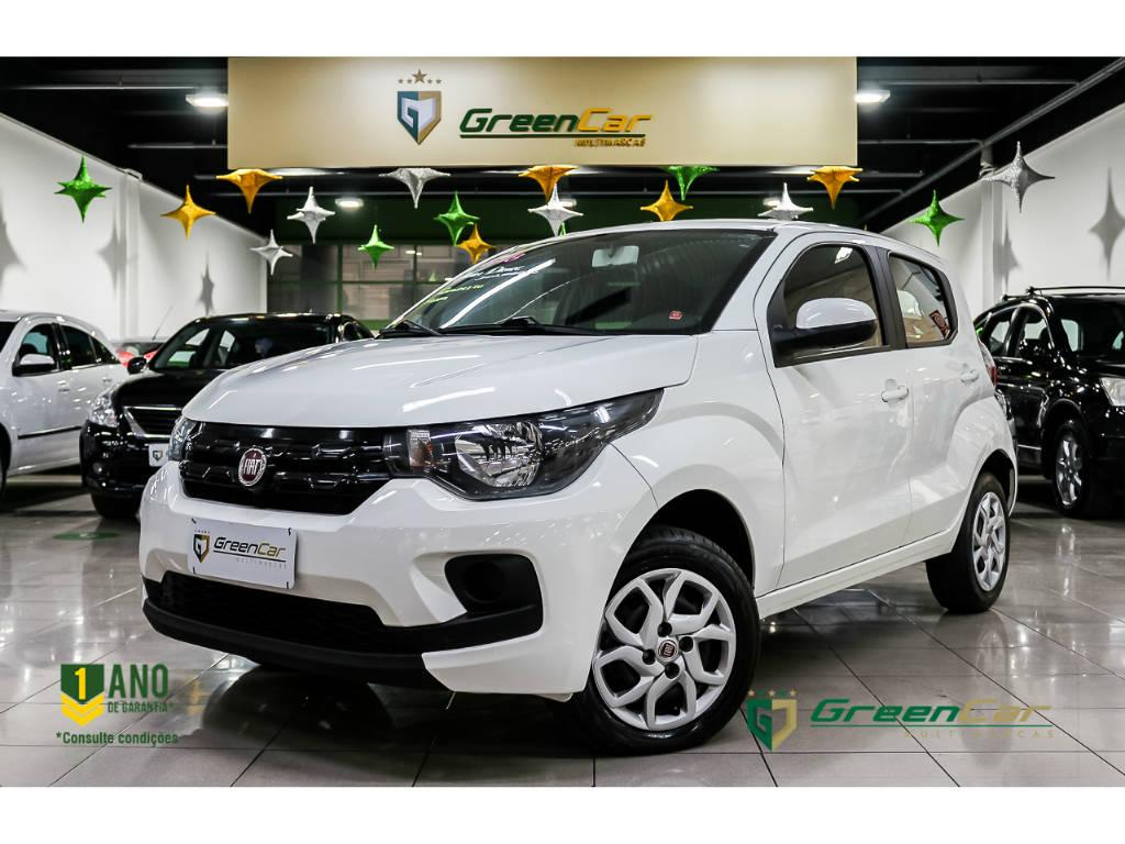 Fiat Mobi DRIVE 1.0 3 CILINDROS 2018
